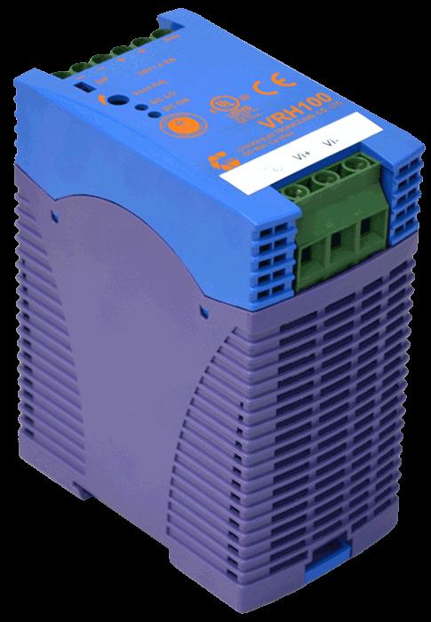 DC/DC converter 550V naar 48V 1000W, 2,1A, geisoleerd, DIN rail