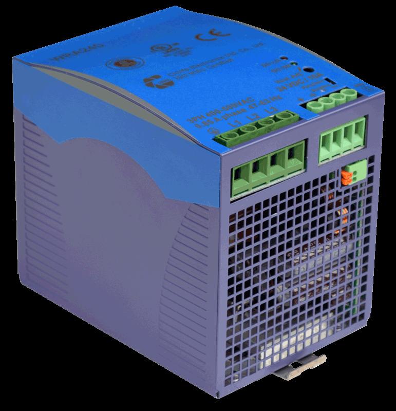 24V DC/DC converter 240W, 10A, DIN-rail