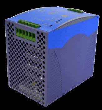 240W gestabiliseerde voeding geschakeld DRA240 12V 24V 48V front-side