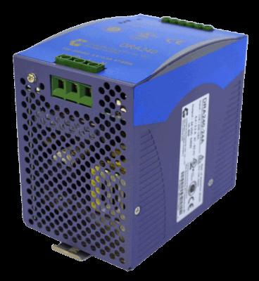 240W gestabiliseerde voeding geschakeld DRA240 12V 24V 48V back-side