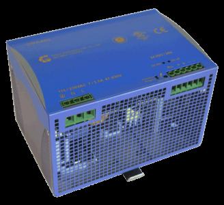 48V DC/DC converter 480W, 10A, DIN-rail, type DRA480