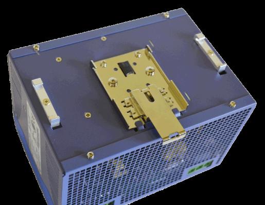 480W gestabiliseerde voeding geschakeld DRA480 24V 48V DC bottom