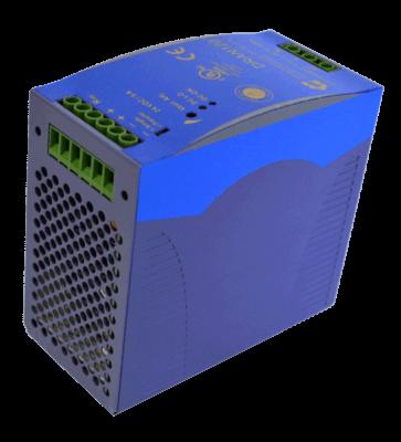 120W gestabiliseerde voeding geschakeld DRAN120 12V 24V 48V DC front-side