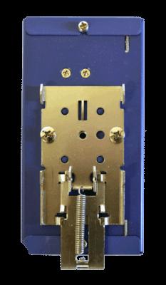 120W gestabiliseerde voeding geschakeld DRAN120 12V 24V 48V DC bottom