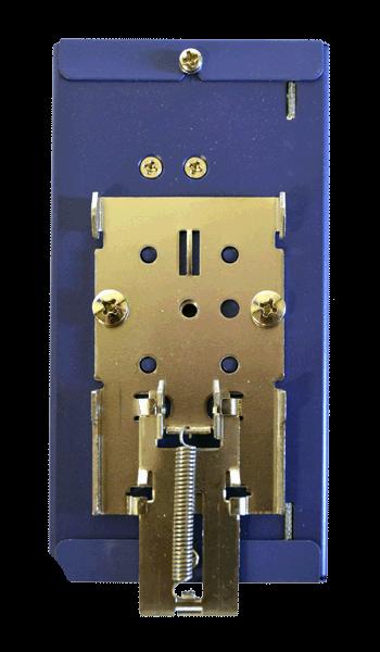 DC/DC converter 220V naar 48V, 2,5A, DIN-rail bevestiging