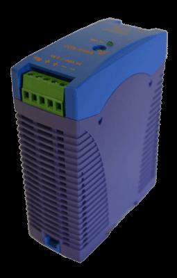 60W gestabiliseerde voeding geschakeld DRAN60 5V 12V 24V DC front-side