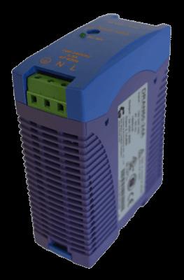 60W gestabiliseerde voeding geschakeld DRAN60 5V 12V 24V DC back-side