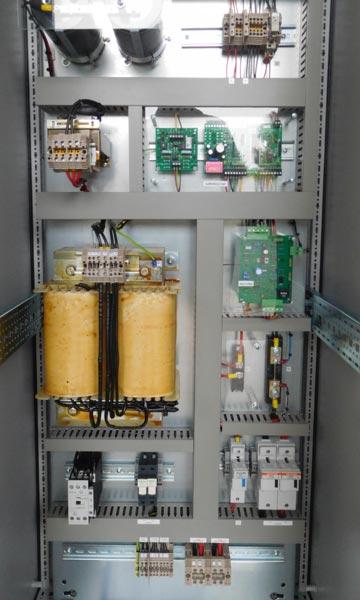 110V dc ups systeem