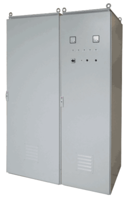 110V UPS met batterijkast