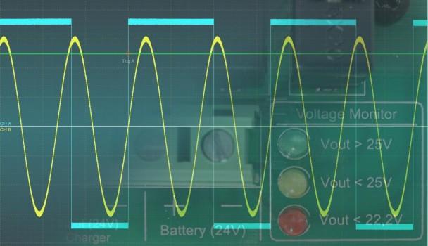 DWE voltage monitoring systems