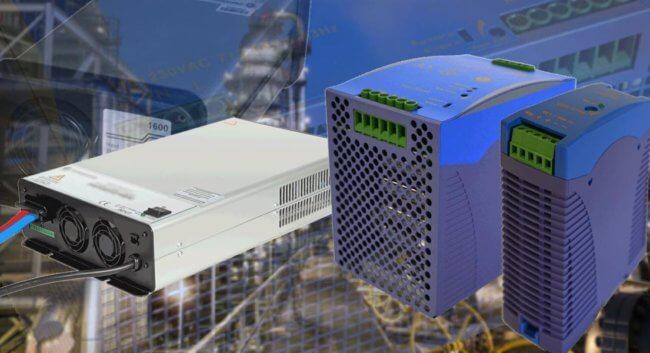 Gestabiliseerde geschakelde voedingen 30W tot 3200W 5V tot 900V DC