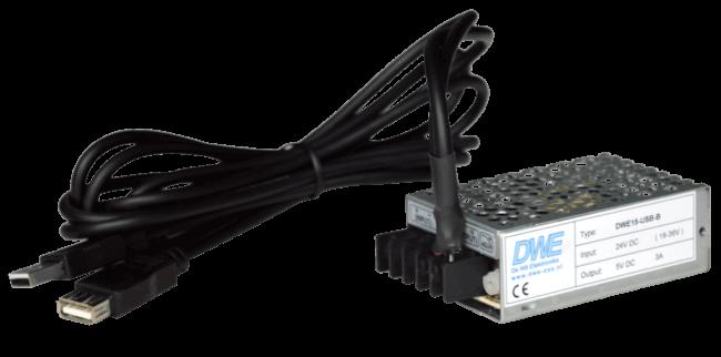 12v 24v 48v naar 5v USB lader omvormer