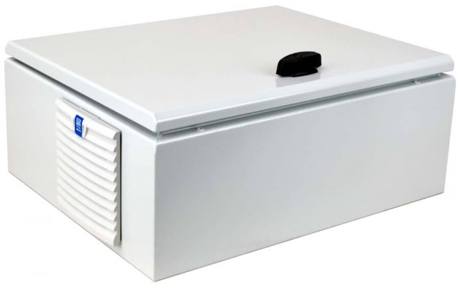IP54 omvormer 24V naar 230V zuivere sinus 3200W, achterzijde