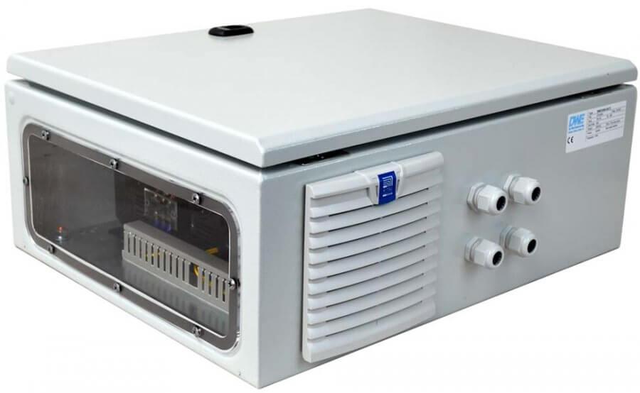 IP54 omvormer 24V naar 230V zuivere sinus 3200W, front
