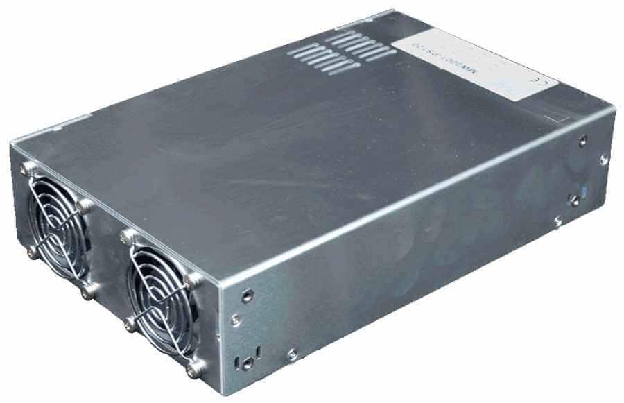 110V power supply stabilized 3000w achterkant