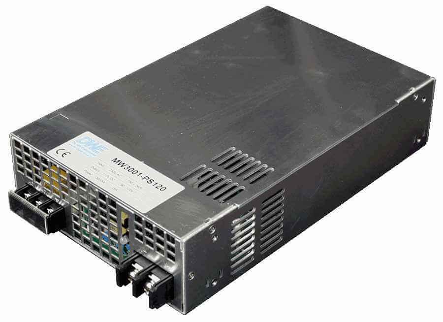 110V power supply stabilized 3000w rechtsvoor
