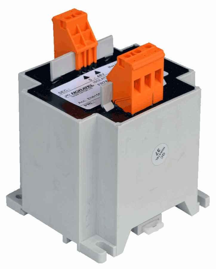 230V naar 12V transformator 90VA geisoleerd, primaire kant