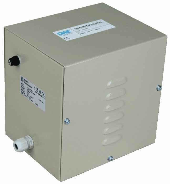 1000VA transformator 110V naar 230V met zekering