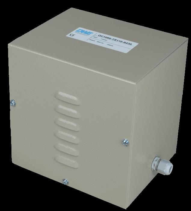 Transformator 110V naar 230V van 1000VA