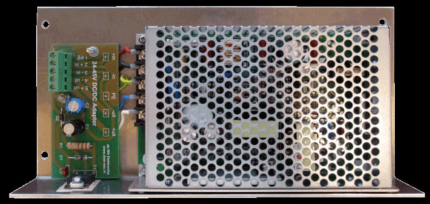 Omvomer converter 36 naar 12V