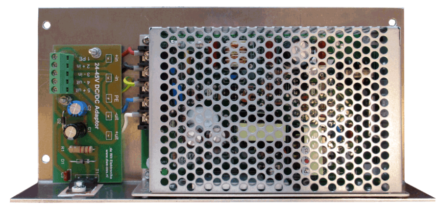 DC/DC converter 36 naar 12V