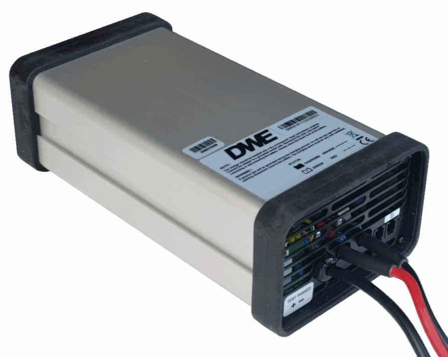 12V Netzteil stabilisiert, 120A Stromquelle, 1600W linksvoor