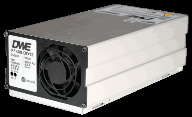 DC/DC converter 72V naar 60V, 8,5A stroombron, 550W geisoleerd, achterzijde