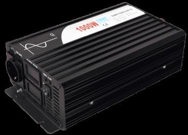 48V naar 230V zuivere sinus inverter 1000W , voorzijde