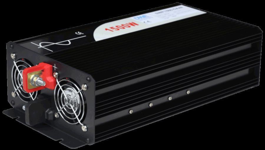 96V naar 230V omvormer 1500W zuivere sinus