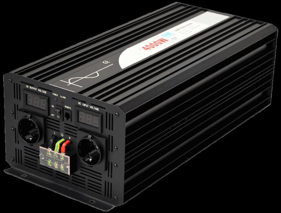 110V naar 230V omvormer 4000W zuivere sinus