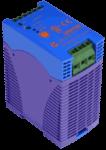 440V naar 48V voeding 100W, 2,1A, 2 fase, DIN-rail, type VRH100