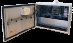compacte centrale noodverlichting 24V 500w binnenzijde