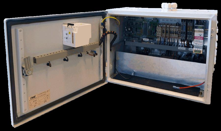 compacte centrale noodverlichting 24V 500w