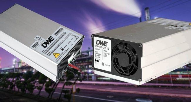 dc-dc converters omvormers PF-serie