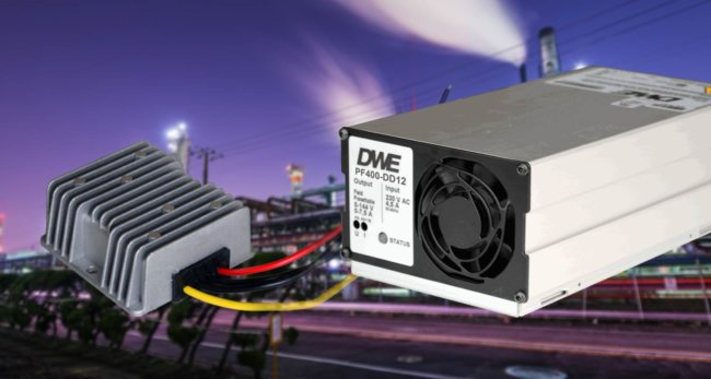 dc-dc converters omvormers PF-serie DR-serie