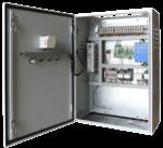 24V centraal noodverlichting systeem aanzicht binnenzijde