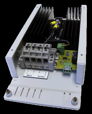 scheidingsdiode frame diodebewaking alarm aansluitingen